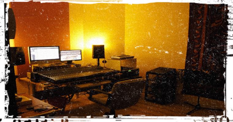 Damjam studio di registrazione a torino - Studio di registrazione casalingo ...